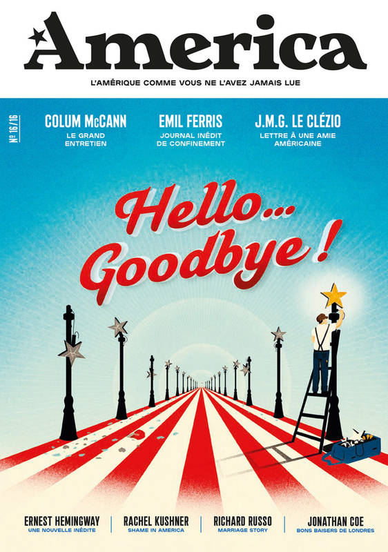 Revue America, 16, Hello... Goodbye !