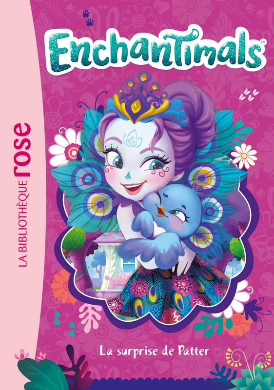 Livre Enchantimals 05 La Surprise De Patter Mattel