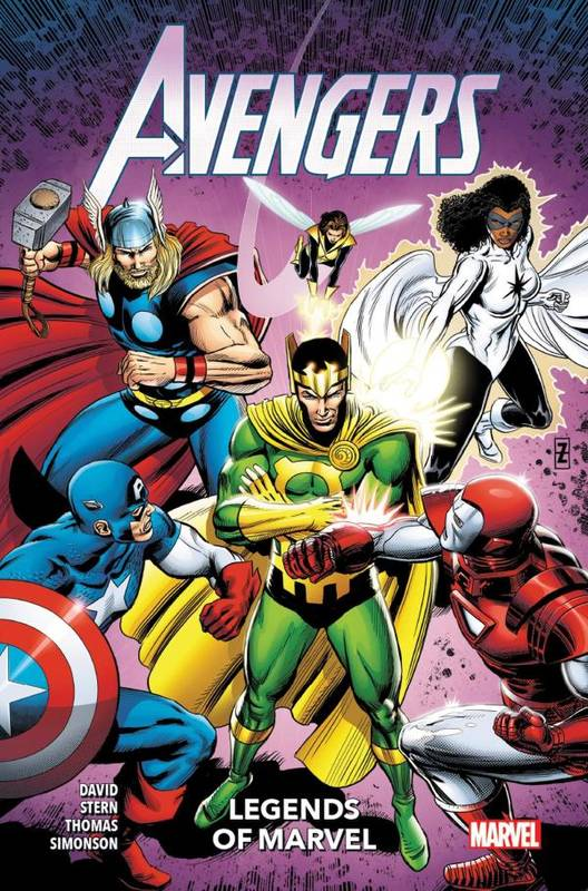Avengers : Legends of Marvel