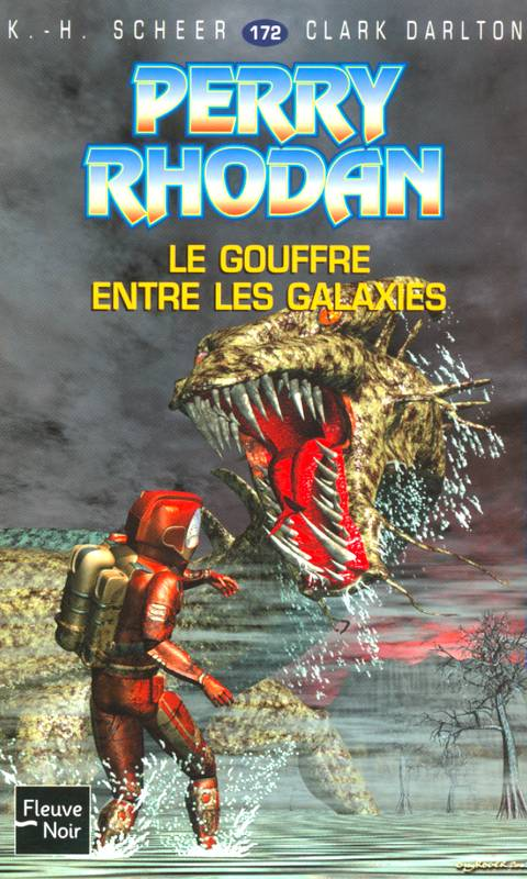 Le gouffre entre les galaxies - Perry Rhodan