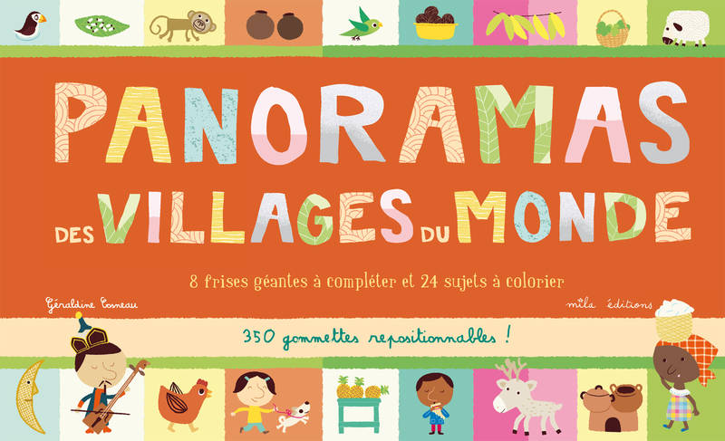 PANORAMAS DES VILLAGES DU MONDE