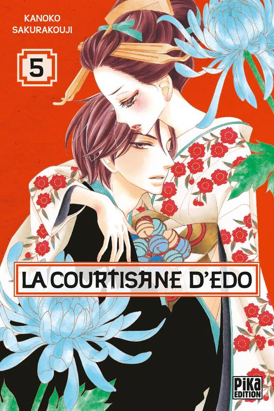 La courtisane d'Edo T05