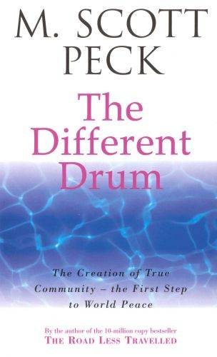 The different drum, community-making and peace