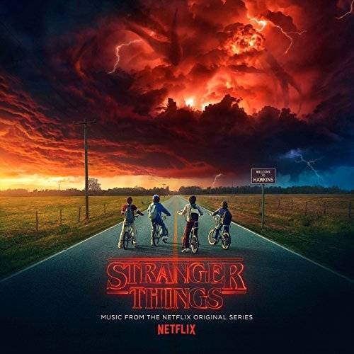 Stranger things : music from the Netflix original series