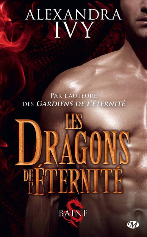 ebook baine les dragons de l 39 ternit t1 alexandra ivy milady bit lit 2960093637638. Black Bedroom Furniture Sets. Home Design Ideas
