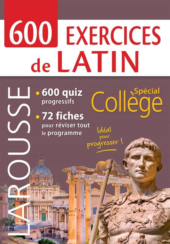 600 exercices de latin