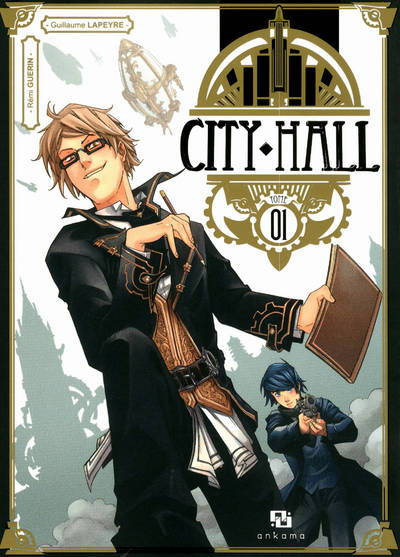 1, City Hall, Tome 1