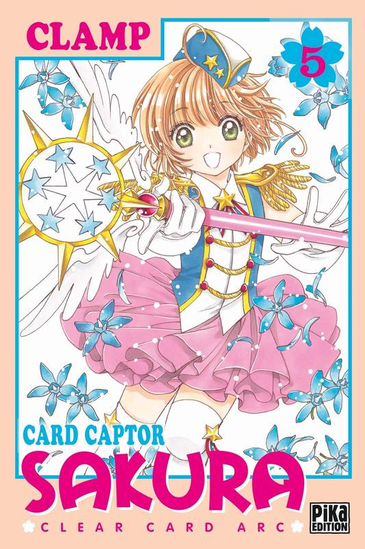 Card Captor Sakura - Clear Card Arc T05