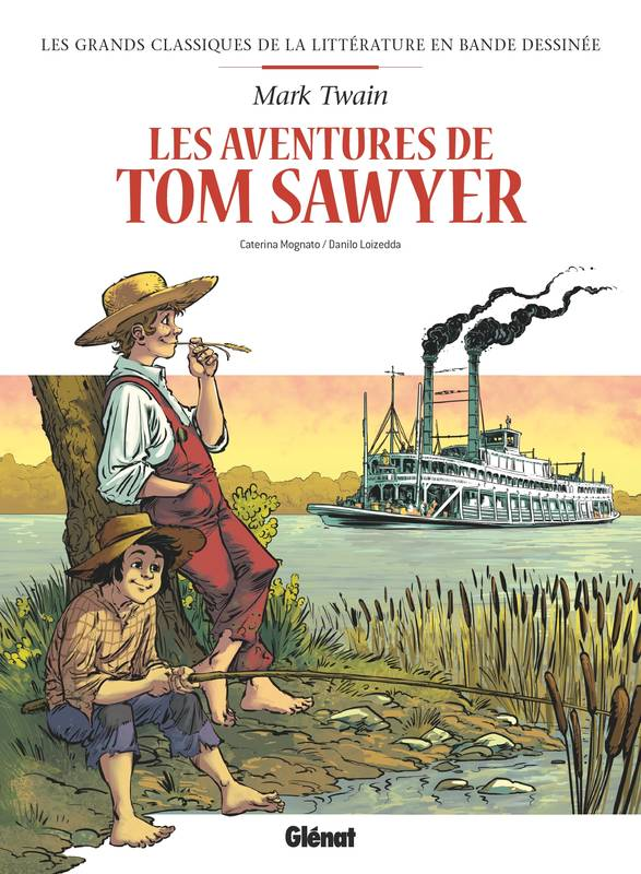 Tom Sawyer en BD