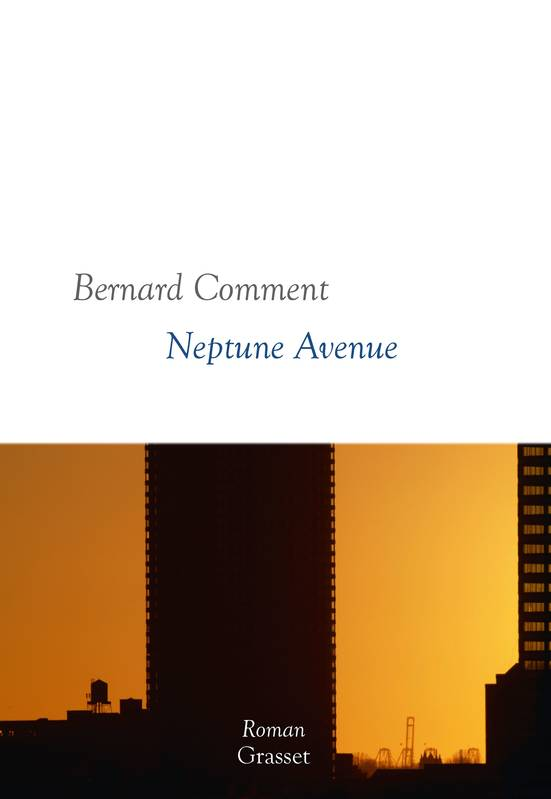 Neptune Avenue, Collection Blanche dirigée par Martine Saada