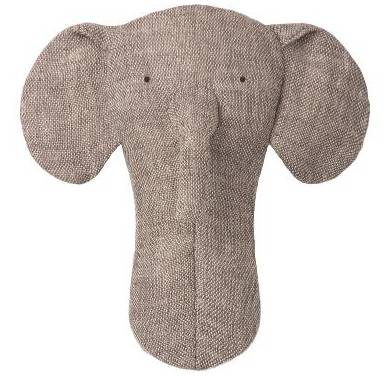 Elephant rattle hochet