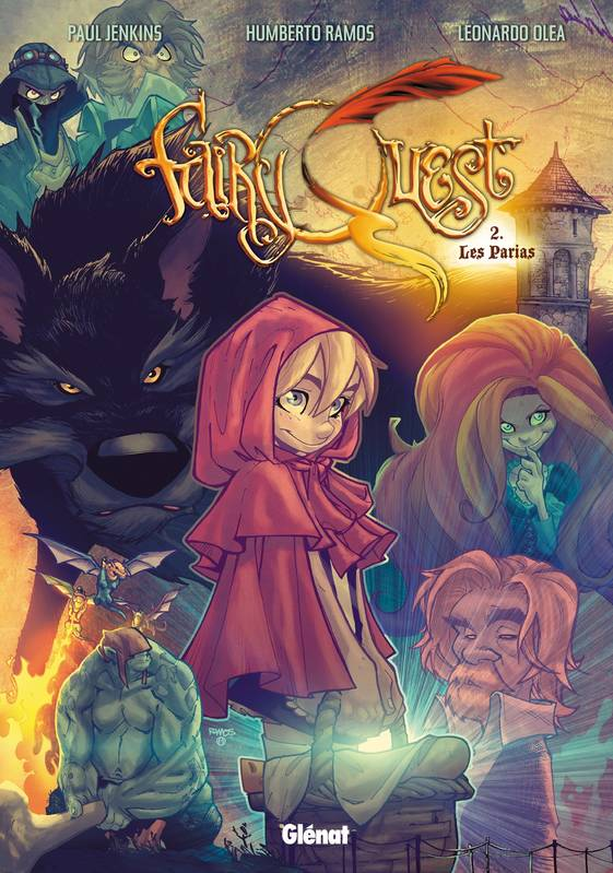 Fairy Quest - Tome 02, Les parias