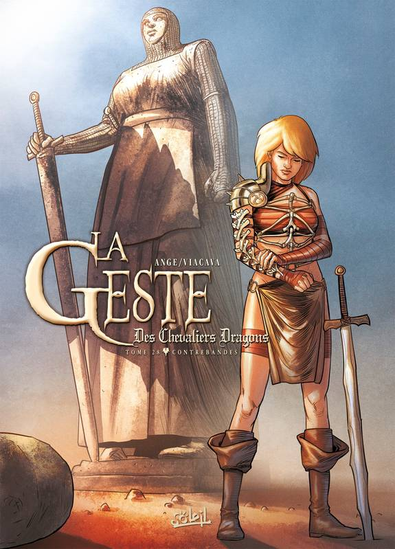 La Geste des chevaliers Dragons 28