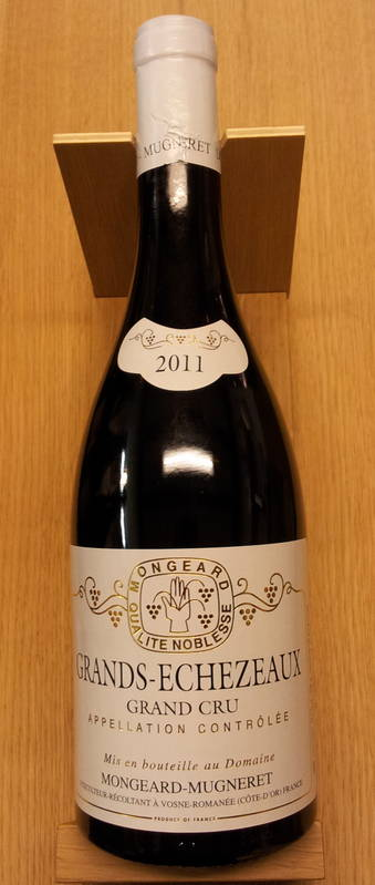 Grands-Echezeaux, Grand Cru 2011