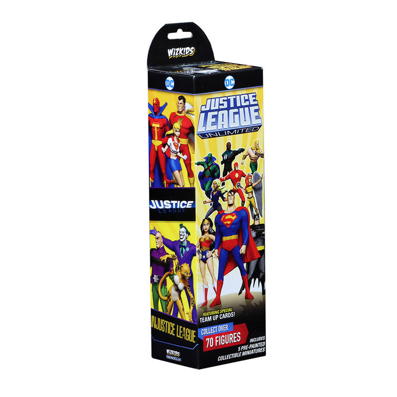 Booster - Justice League unlimited (5 figurines)