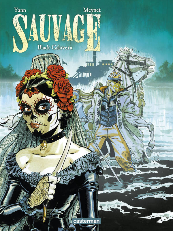 Sauvage, Black calavera