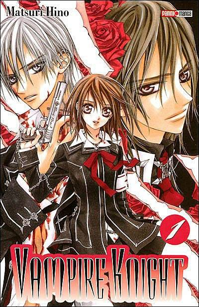 Vampire knight Tome I, Volume 1