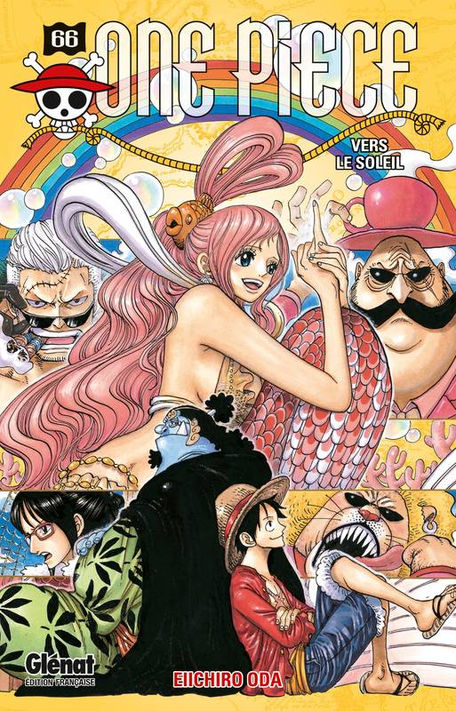 One Piece Edition Originale, 66, Vers le soleil