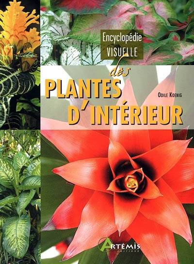 livre encyclop die visuelle des plantes d 39 int rieur odile koenig artemis encyclop die. Black Bedroom Furniture Sets. Home Design Ideas