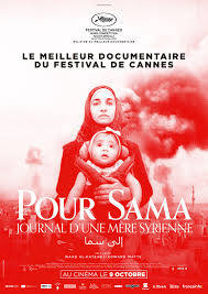 Pour sama : journal d'une mere syrienne