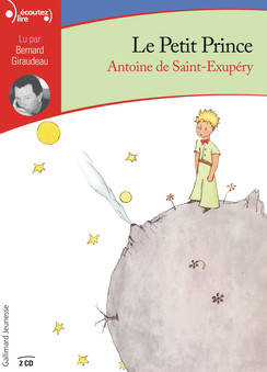 LE PETIT PRINCE CD (VERSION IN