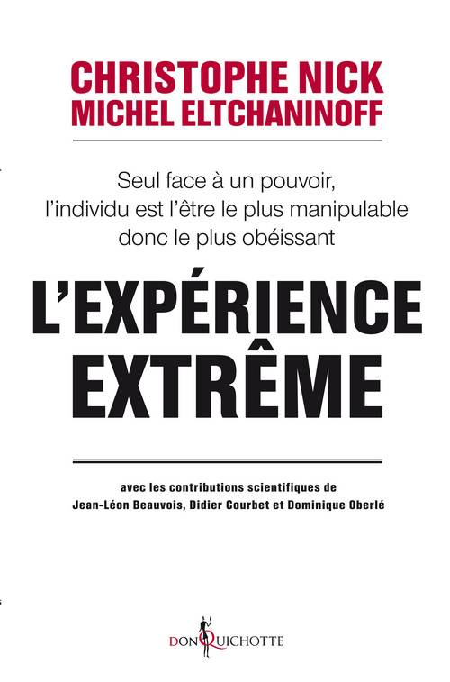 EXPERIENCE EXTREME (L')