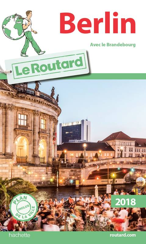 Guide du Routard Berlin 2018