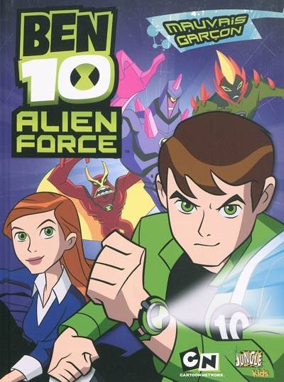 Ben 10 alien force, 1, None