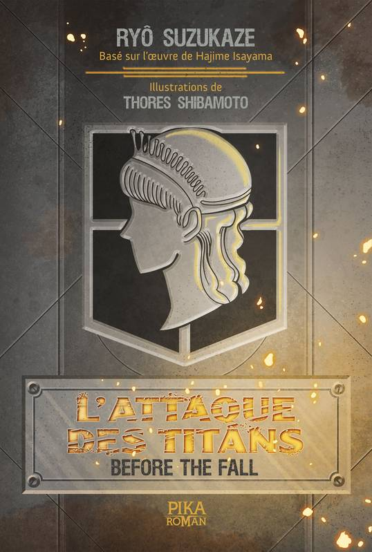 L'Attaque des Titans - Before the Fall