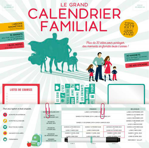 Gd Calendrier Familial 19-20