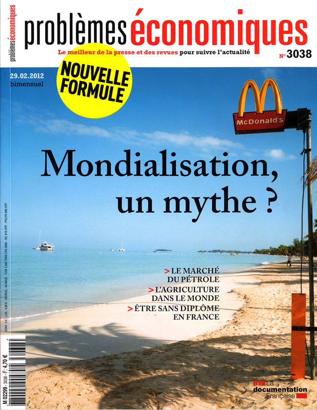 La Mondialisation En Question (N.3038)