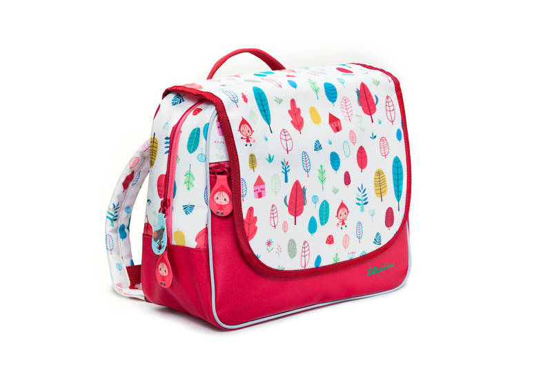 Cartable A5 Chaperon rouge