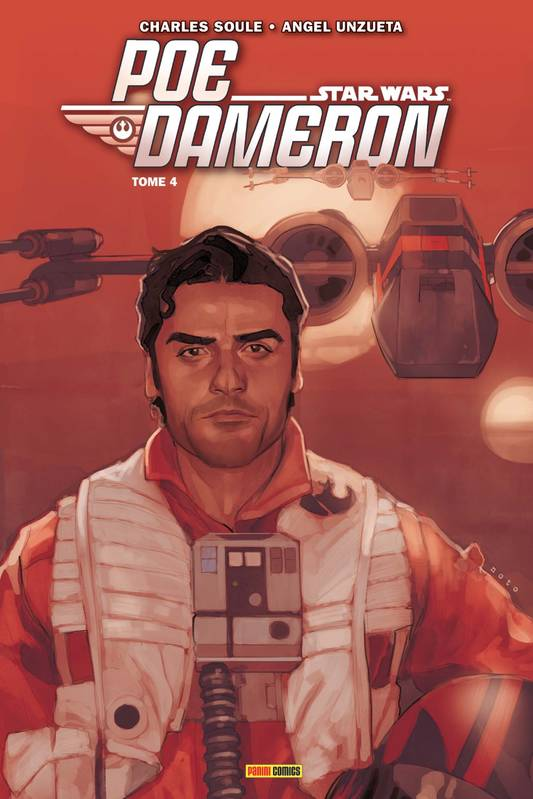 Star Wars : Poe Dameron T04