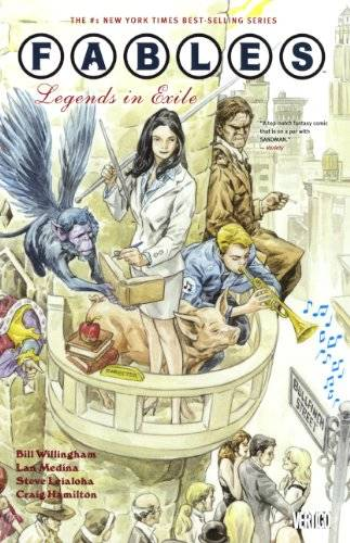 FABLES 1 : LEGENDS IN EXILE