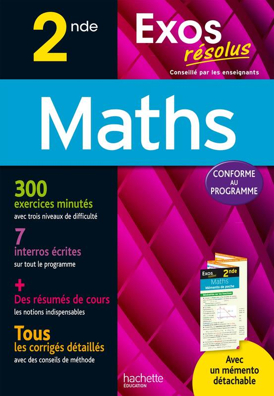 Exos Resolus Maths 2Nde