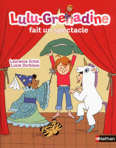 18, Lulu-Grenadine fait un spectacle