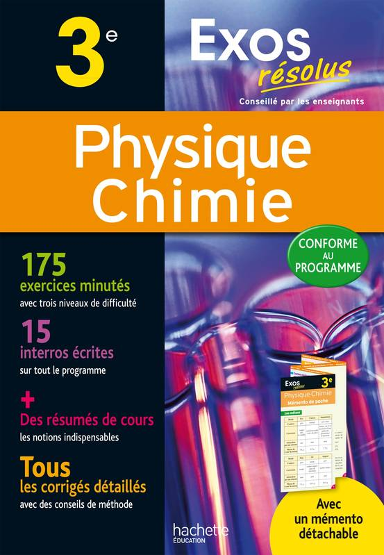 Exos Resolus Physique-Chimie 3E