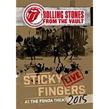 dvd / Sticky Fingers Live At The Fonda Theatre / The Rolling Stones