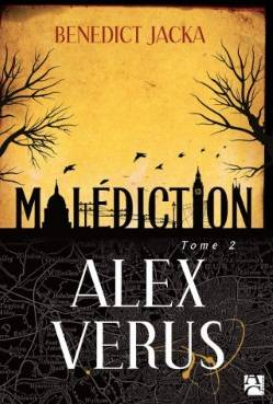 Alex Verus, T2, Malédiction