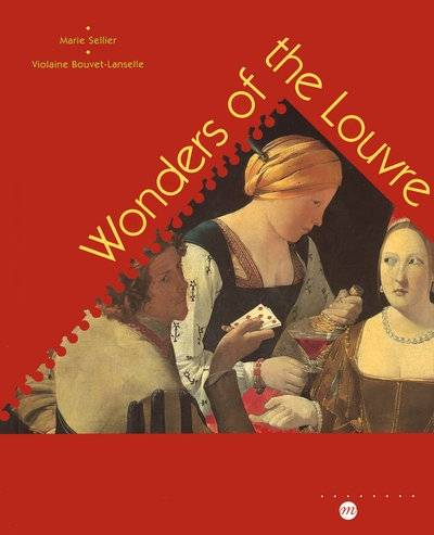 Wonders of the Louvre (anglais)