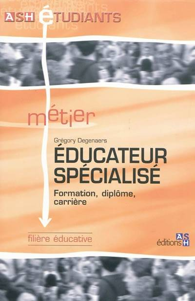Educateur specialise formation