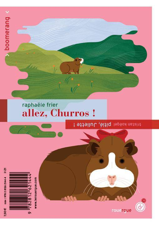 Allez, Churros !