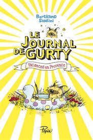 Le journal de Gurty, Vacances en Provence