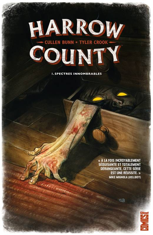 Harrow County - Tome 01, Spectres innombrables