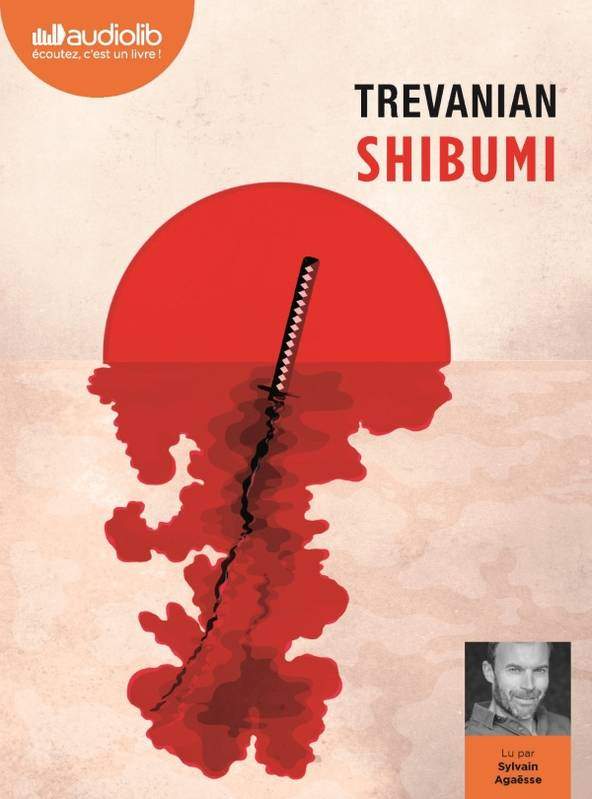 Shibumi, Livre audio 2 CD MP3