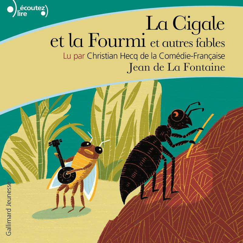 la cigale et la fourmi mp3