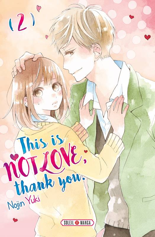 This is not Love, Thank you 02