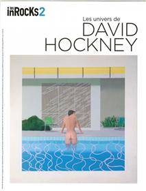 Les Inrocks n°75. Les univers de David Hockney. Mai 2017