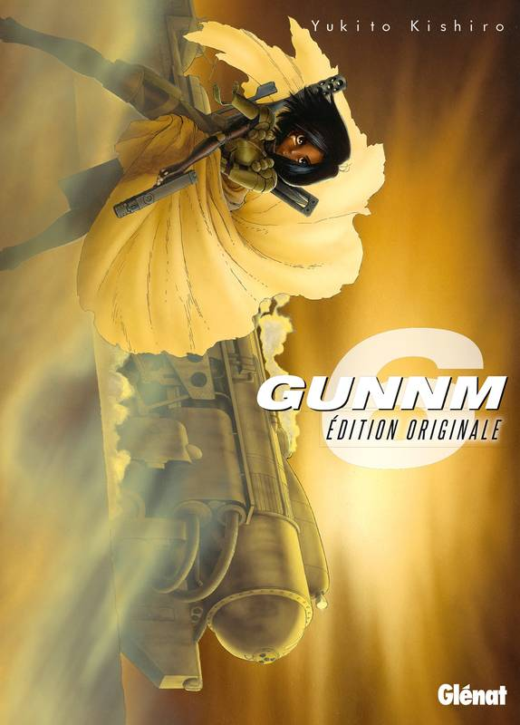 6, Gunnm - Édition originale - Tome 06
