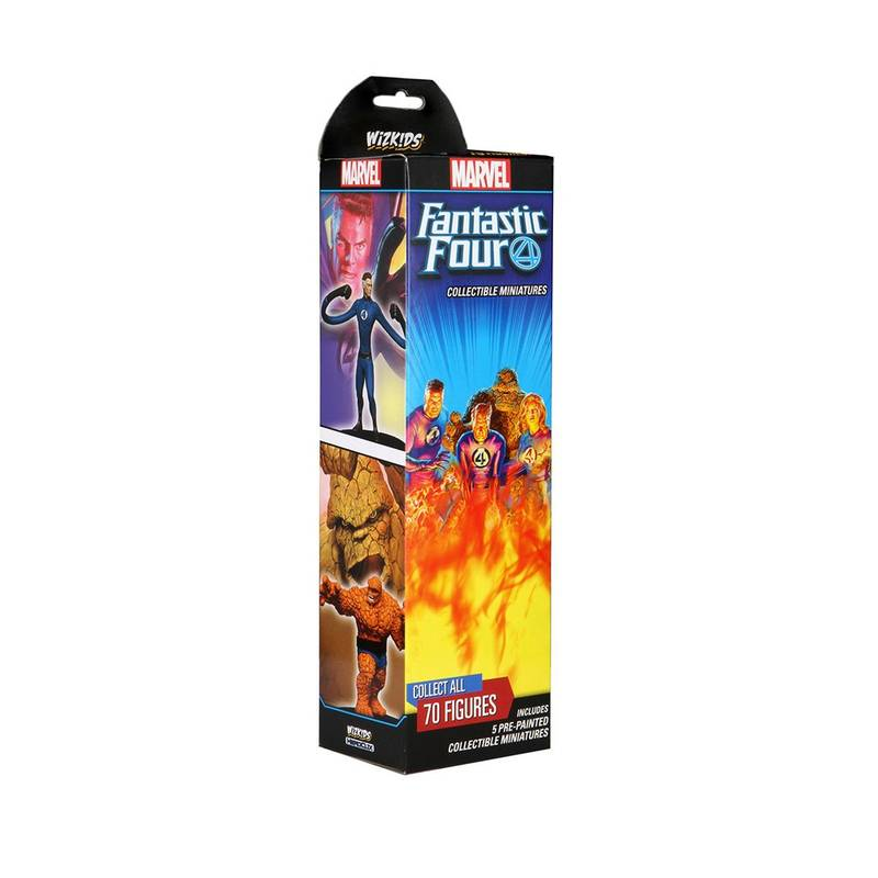 Booster - Fantastic Four (5 Figurines)